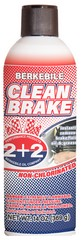 2+2 Non-Chlor. Brake Cleaner,Aerosol, 14 oz., 46 S