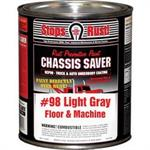 Chassis Saver Floor & Machinery Lt Gray qt