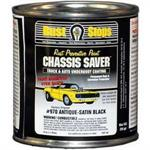 Chassis Saver Satin Black 8oz