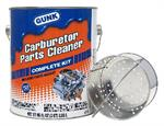 Gunk Carb Cleaner w/basket gal