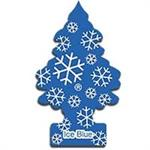 Little Trees Ice Blue 24pc