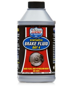 Lucas DOT 4 Brake Fluid 12oz