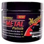 Meguiar's Motorcycle Metal Polish 6oz