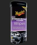 Meguiar's Quik Interior Detailer Wipes 25pc