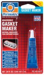 PERMATEX® Anaerobic Gasket Maker   6 mL tube, card