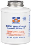 PERMATEX® Thread Sealant with PTFE 16 oz bottle