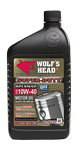 Wolf's Head 10W40 Motor Oil qt