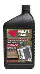 Wolf's Head 20W50 Motor Oil qt