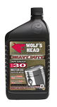 Wolf's Head 30 HD Motor Oil qt