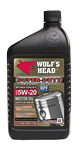 Wolf's Head 5W20 Motor Oil qt